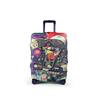 2019 New Fashion Anime Pattern Lightweight Waterproof Plastic Trolley Luggage Covers