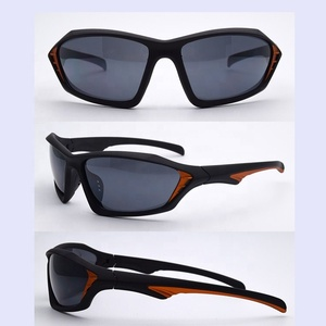 Custom logo wholesale racing cycling fashion sports sunglasses safety goggles polazrized cheap outdoor sunglasses