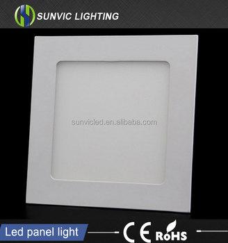 4w Square Led Panel Light,4w Slim Led Ceiling Panel Light,4w Smd ...