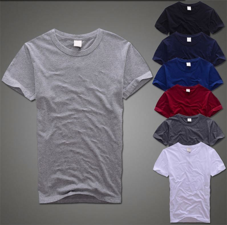 2015 new fashion OEM&ODM cotton indonesia t-shirts for man