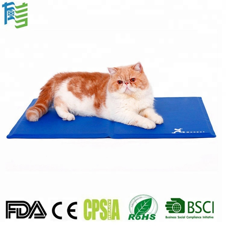 Promotional Items Cooling Mat Icy Gel Pet Cool Cushion/Wholesale OEM Custom  Cooling Mattress made in China, View Promotional Items Cooling Mat Icy Gel