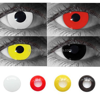 wholesale korea crazy circle lens colored contacts halloween ...