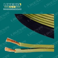Alibaba China Supplier low voltage high quality yellow color Copper wire electrical wire and cable