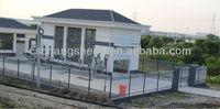 Aluminum Ornamental Fence,Aluminum Radiance Fence,Privacy Fence