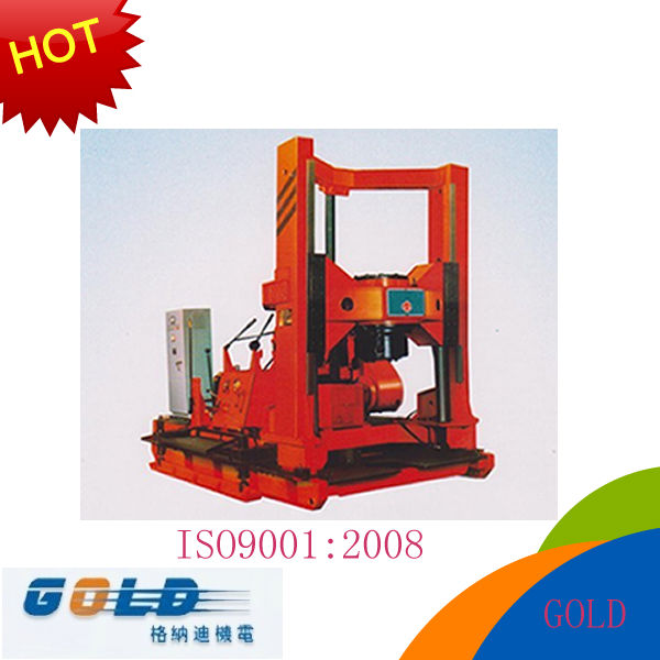 large diameter pile hole drilling equipment exploration machinery