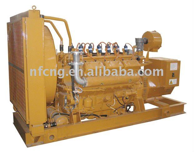 Gas Power Generator 160KW