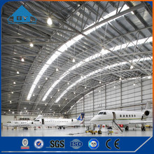 Modular Cheap Steel Structure Aircraft Hangars