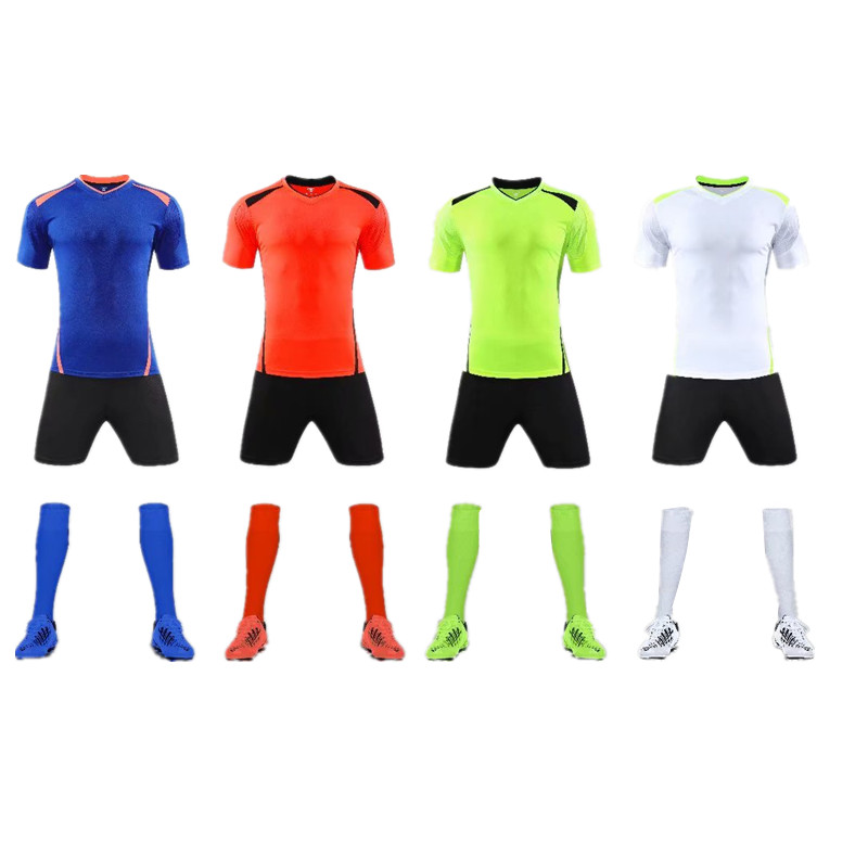 Custom Sublimation Soccer Wear Soccer Uniform China T-shirts Soccer Teams, Any color is available