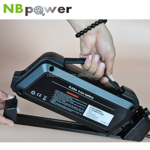 36v 400wh ebike battery electric bike li ion battery nbpower/NBP-XGBL01 36V