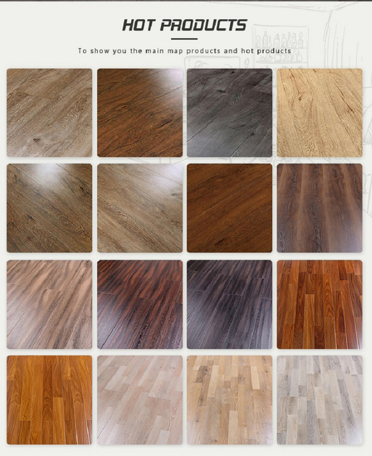 Excellent quality laminated flooring 8.3mm ac3 class31 laminate laminated flooring