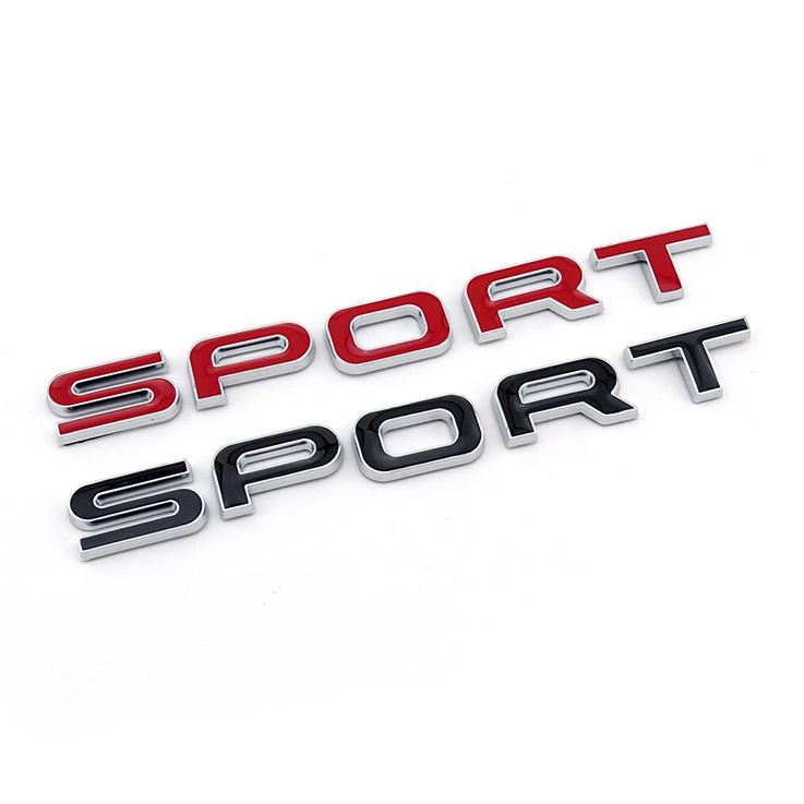 Abs Malzeme 3d Krom Marka Isimleri özel Araba Aksesuarları Logosu