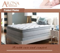 sleep well euro top pocket spring air comfort flex mattress wholesale price