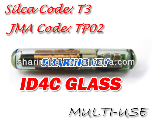 Good quality ID 4C (T3)Texas Glass Chip For Ford