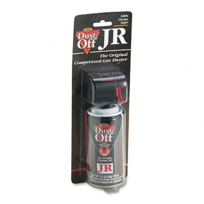NEW - Disposable Compressed Gas Duster, 3.5oz Can - DPSJC