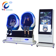 9D Cinema--Movie Simulator Robot Cabine Cinema 9DVR, Virtual Reality with oculus dk2 headset