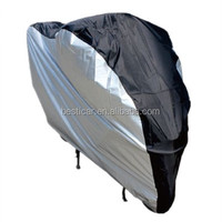All Season Outdoor Protection Waterproof Bike Cover with Soft Lining Motorcycle Cover