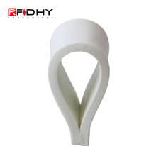 China Vendor Reusable UHF RFID Laundry Tag Passive UHF Silicon Laundry Tag for Laundry RFID Tagging