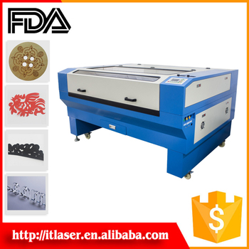 laser cutting machine for acrylic sheets
