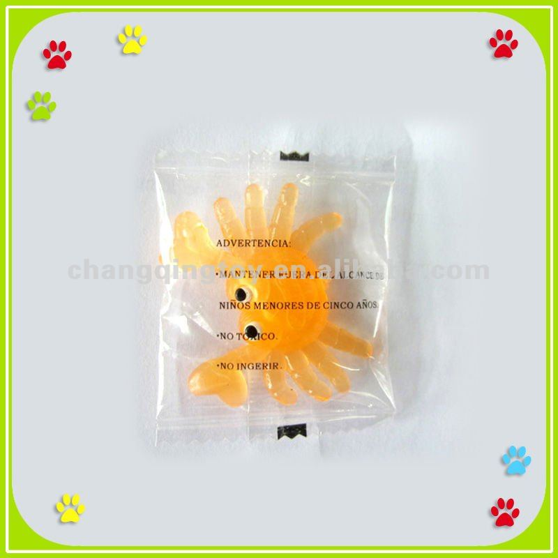 sticky crab soft yoyo toys