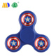 MIDA free sample anti stress hot sale cheap fidget toy custom sublimation Tri hand spinner