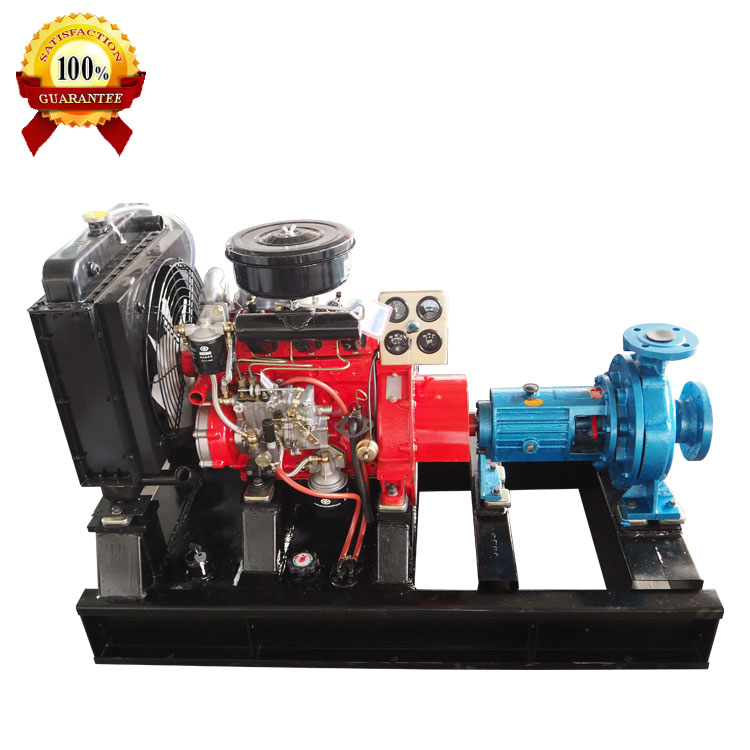 30hp Diesel Engine Irrigation Water Pump