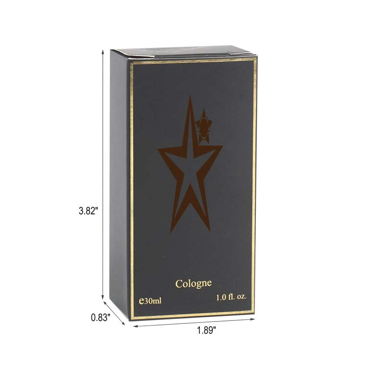 gift elegant small box packaging for perfume