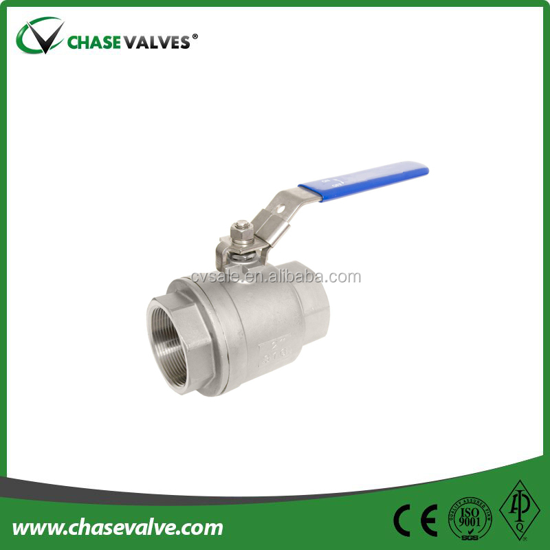 Ss316 Female Npt Small Size Mini Ball Valves