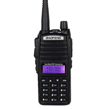Handheld Baofeng UV 82 136-174MHz 400-520MHz UV 82, Walkie Talkie baofeng uv-82