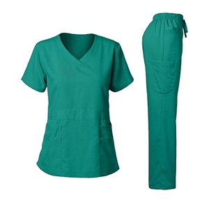 855edcd8dcb Navy Blue Nursing Scrubs, Navy Blue Nursing Scrubs Suppliers and  Manufacturers at Alibaba.com