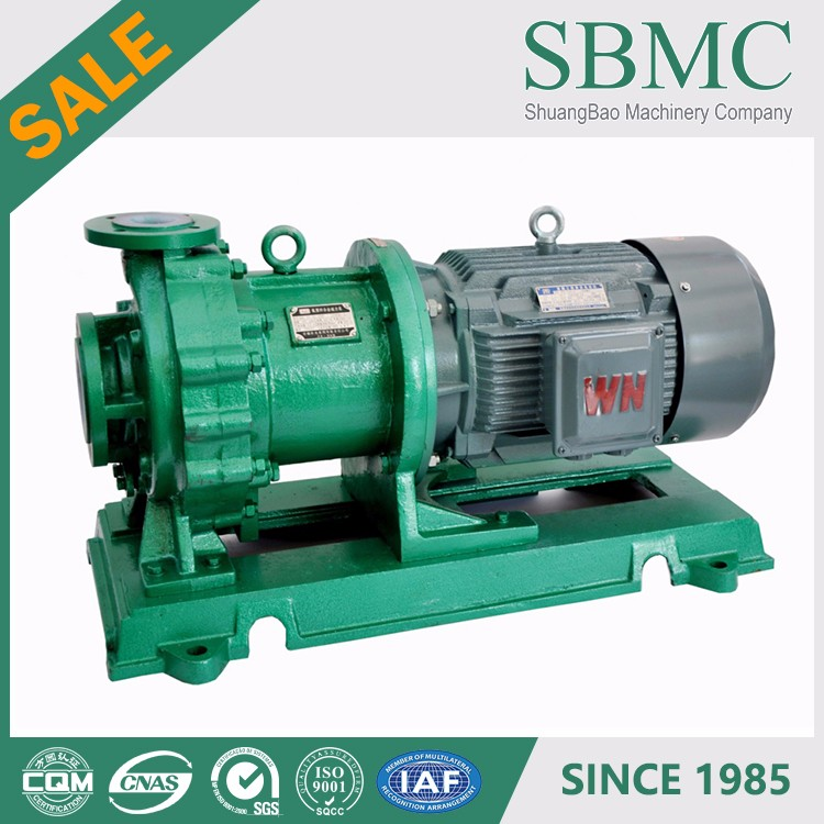Horizontal industrial slurry types electric pumps supplier