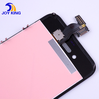 Free DHL Shipping!100% Test Original pass lcd+digitizer touch sreen+glass assembly for Iphone 4G 4S
