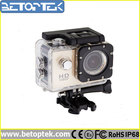 Wide angle 2 inch LCD Screen Waterproof Action Camera
