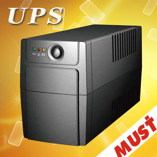 Hot selling model !! 500va 600va 650va AVR CPU offline ups best home ups