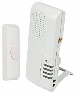 "Safety Technology International STI-V34600 Wireless Doorbell with Voice Receiver by ""Safety Technology International, Inc."""