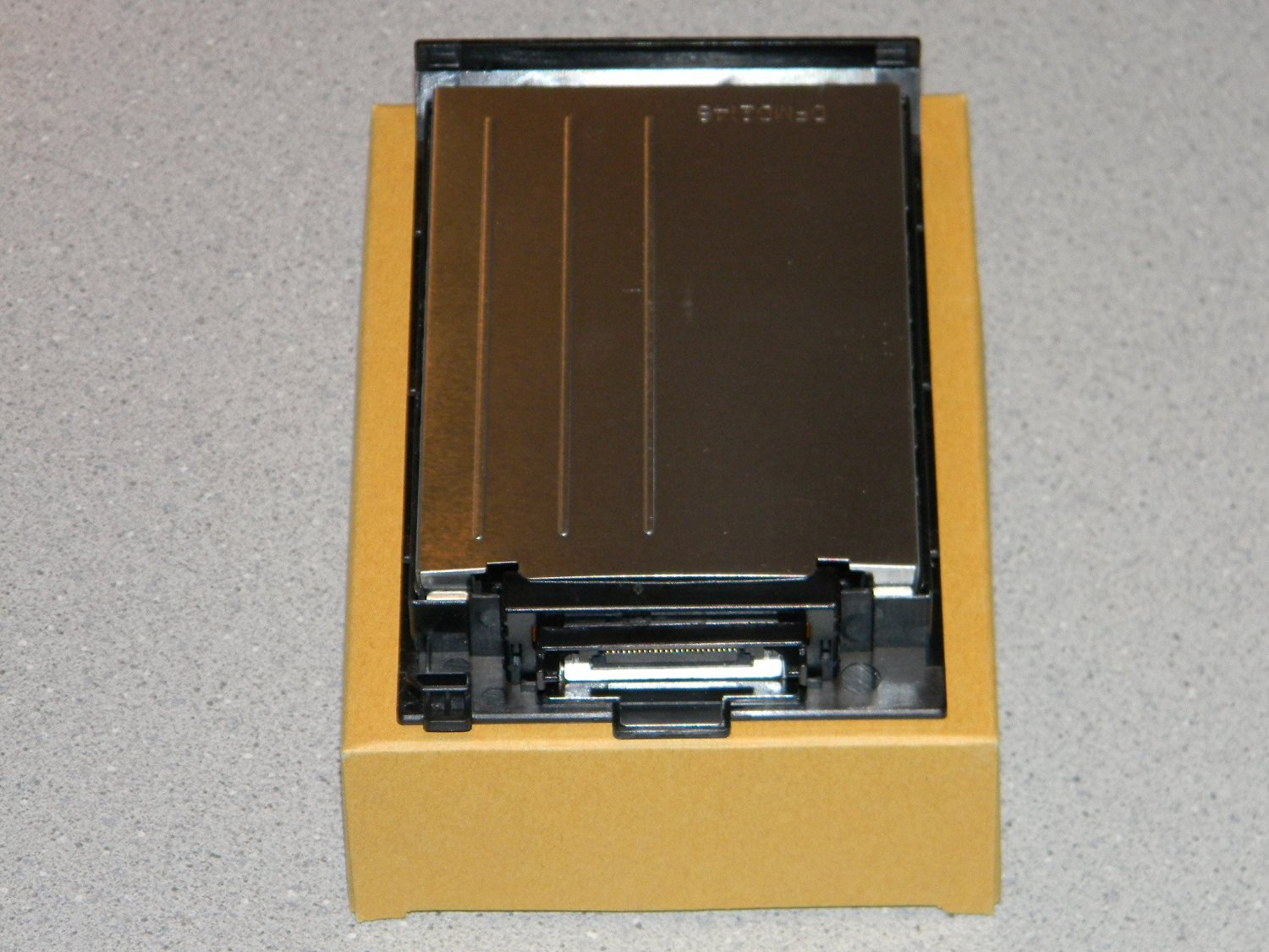 Panasonic Toughbook CF-50 Hard Drive Caddy Complete Brand New For All CF-50's