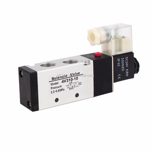 Fast Acting Solenoid Valve 4v310-10 with Lowest Price