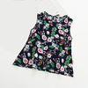 Girls Dress Kids Summer Casual Sleeveless Cotton Floral Print Dresses toddler fashion cute princess dresses clothing