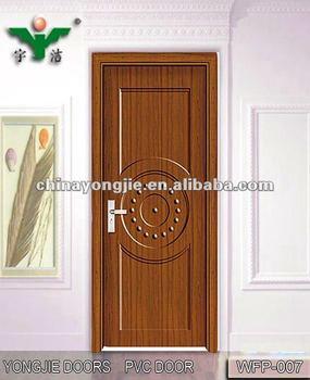 Charmant Zhejiang Yongkang Ecological PVC Wooden Doors Design Catalogue