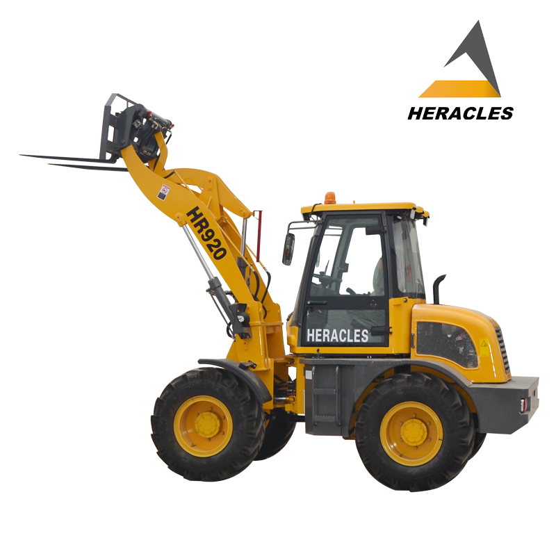Heracles manufacturer construction equipment HR920F wheel loader with high quality for sale