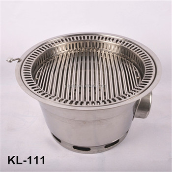 stainless steel tabletop hibachi charcoal grill - Stainless Steel Charcoal Grill