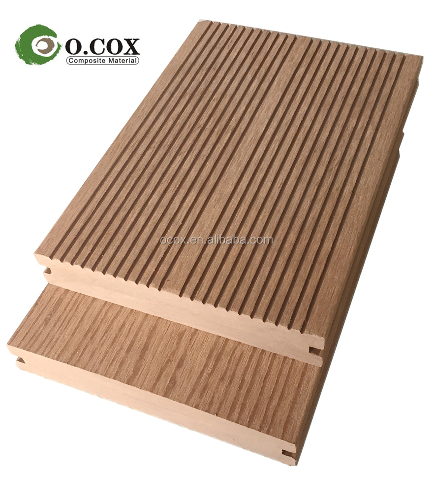 Wood Plastic Composite Outside Flooring By Wood Wpc