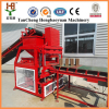 ECO brava HBY4-10 full automatic paving block machines price in Ghana