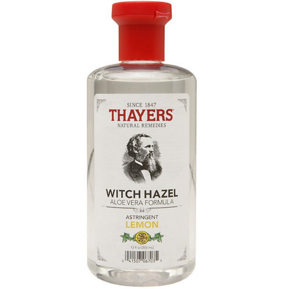 Humphreys Homeopathic Remedies Witch Hazel Astringent pack Of 6 8 Ounce