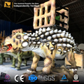 MY DINO-Q043 Hot Selling Amusement Robotic Dinosaur Ankylosaurus Rides for Kids