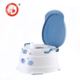 Plastic children size toilet bowl seat for baby