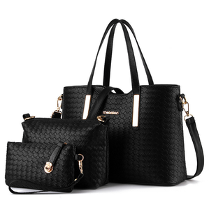 3 piece set bags handbags buy one get two handbag sets