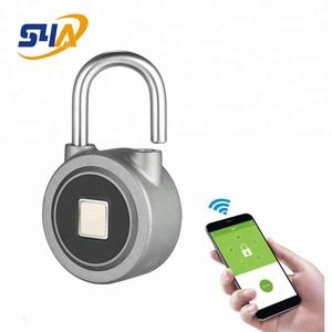4fa9bcdbfff2 Fingerprint App Padlock Security Bluetooth Smart Padlocks
