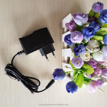ac dc wall mount power adapter 12v 1a or cctv camera and led strip