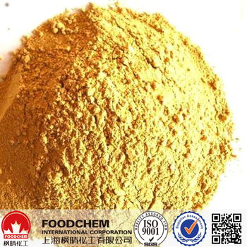Bulk Yellow Ginger Powder