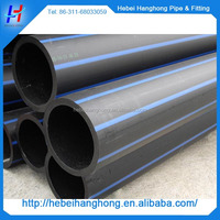 10 mm thickness PE water Plastic pipe